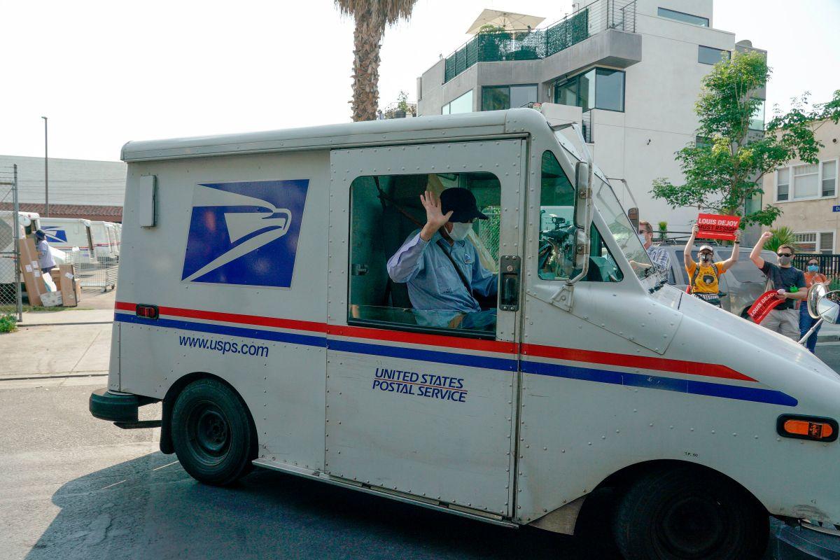 Nuevos autos del Servicio Postal de Estados Unidos: comenzarán a producirse en 2023