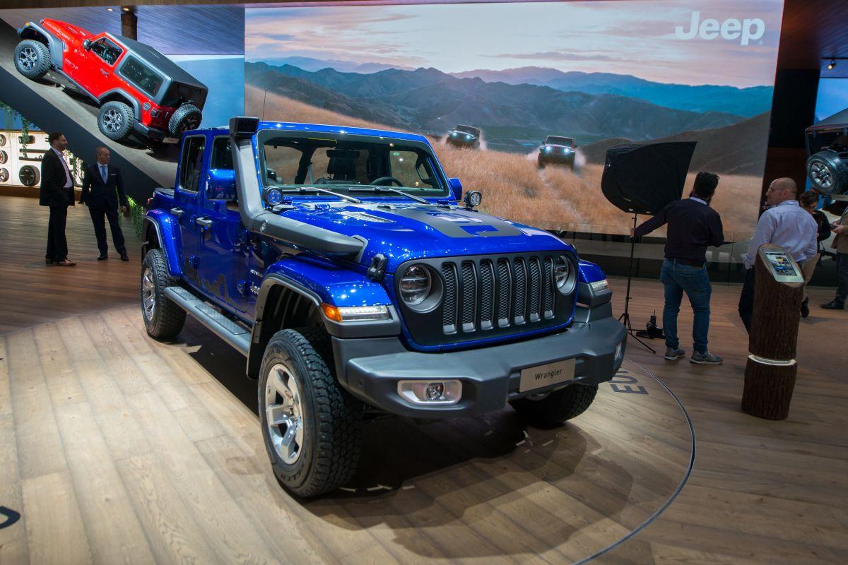 Jeep tiene nuevo retiro del mercado de 43,000 Wranglers y Gladiators