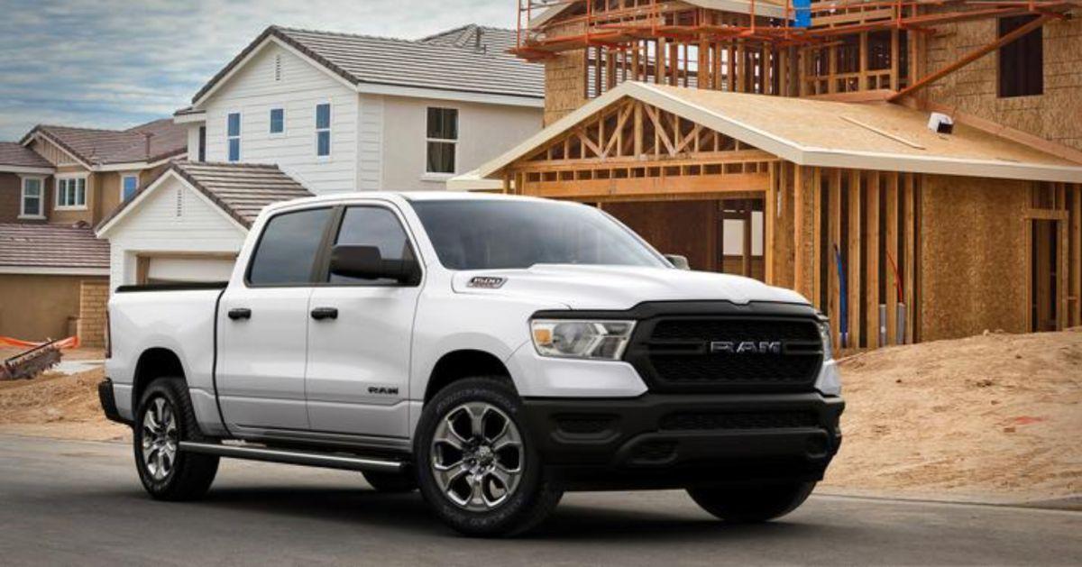 Todo lo que tienes que saber sobre la nueva pickup Ram 1500 HFE EcoDiesel 2021