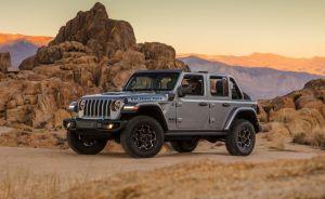 Esta es la imagen del Jeep Wrangler eléctrico que encendió a los fanáticos y desafía a la Hummer EV
