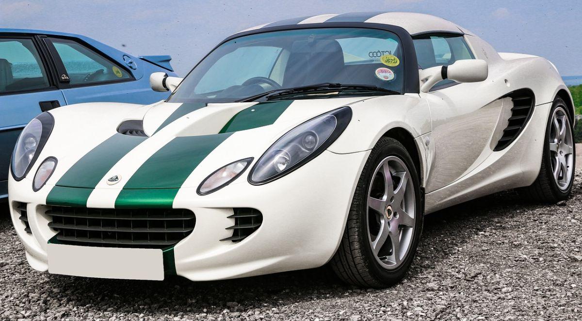 Lotus Elise S1. / Foto: Pixabay.