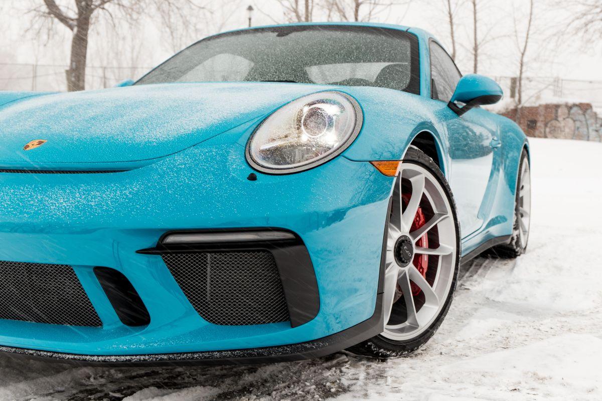 Qué revisar en tu auto después de una tormenta de nieve