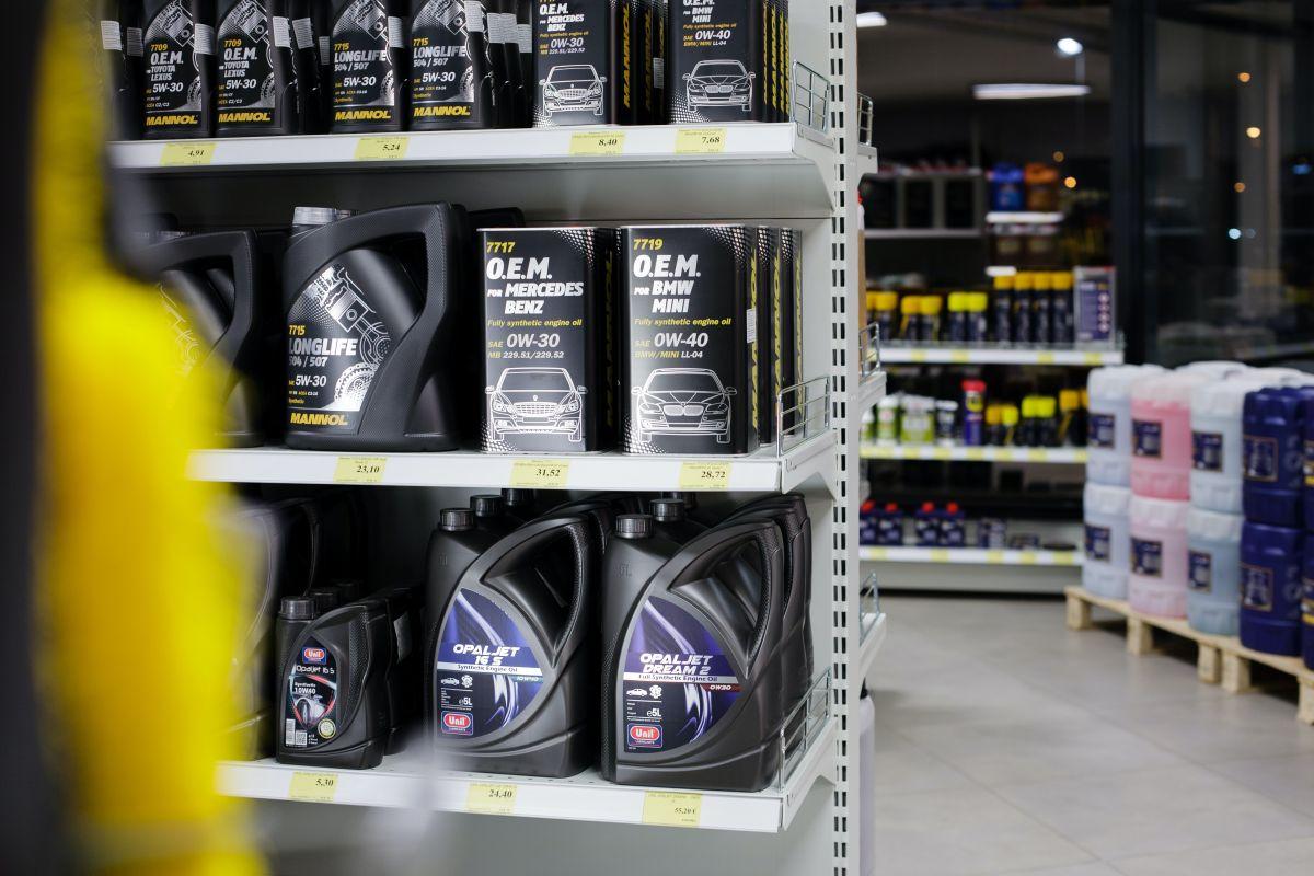Estos son los mejores aceites para motores con alto millaje