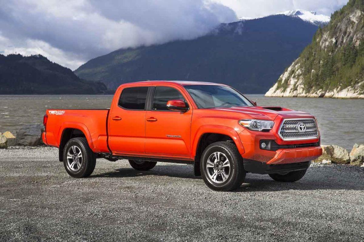 Por que comprar una Toyota Tacoma 2016 usada no es buena idea