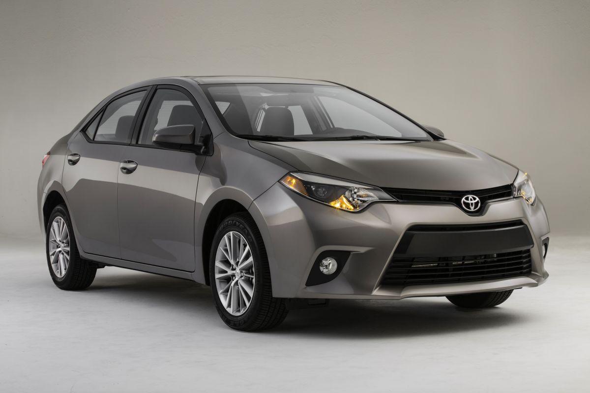 Toyota Corolla 2014 usado
