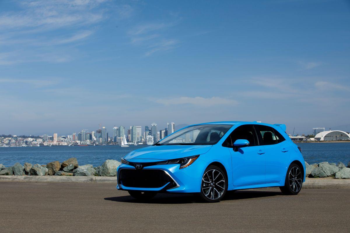 ¿Cuál es nuestro top 4 en autos compactos usados de Toyota?