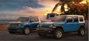 Cómo es la nueva edición Special Islander de Jeep Wrangler y Renegade