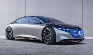 Qué dijo Mercedes sobre la posibilidad de dotar a su sedán eléctrico EQS con un sonido de motor falso