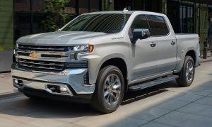 Por qué la pickup Chevy Silverado 1500 2021 no puede competir contra Ford y Ram