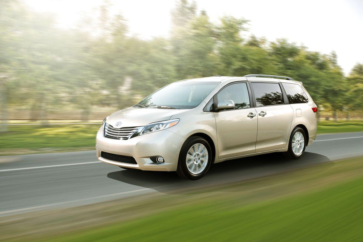¿Cuáles son los mejores autos familiares usados de Toyota?
