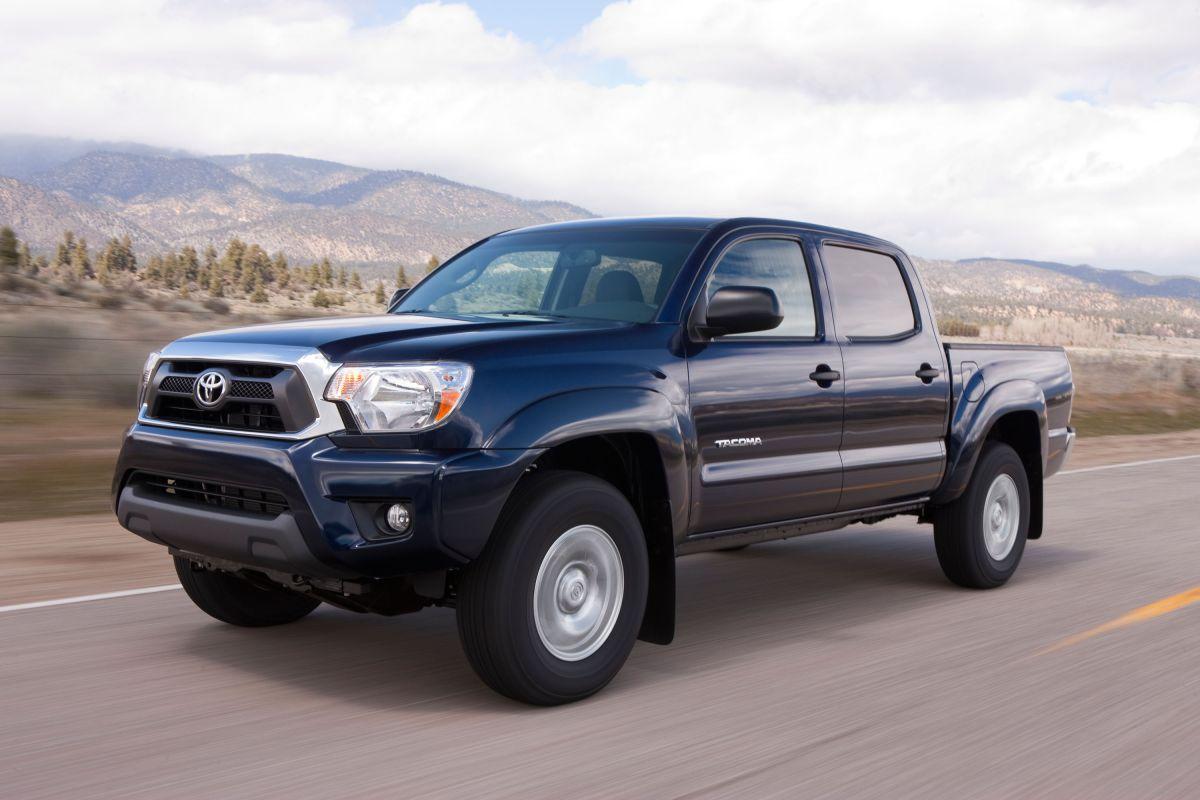 Toyota Tacoma 2012 usado