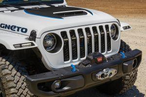 Jeep presentó la nueva versión eléctrica de su icónico SUV Wrangler