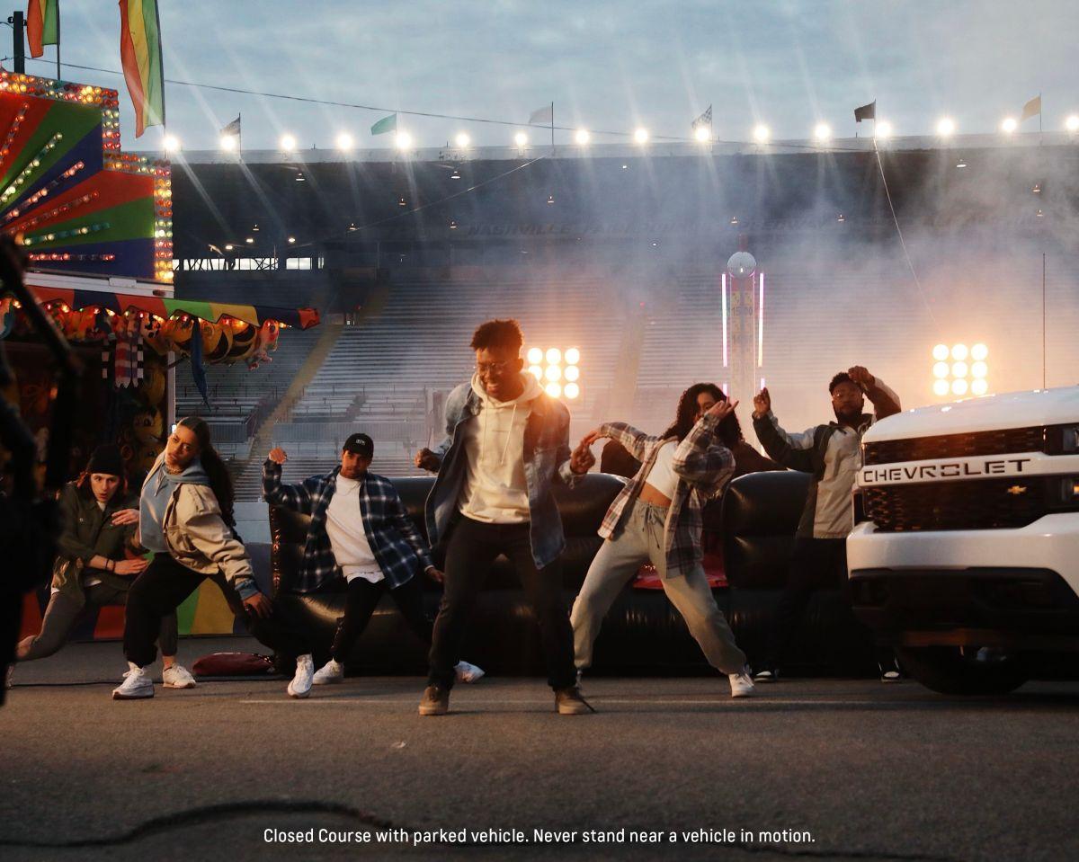 Chevrolet debuta en TikTok para promocionar la Silverado