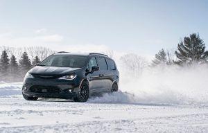 Lo que nos gusta de la minivan Chrysler Pacifica Limited AWD de 2021