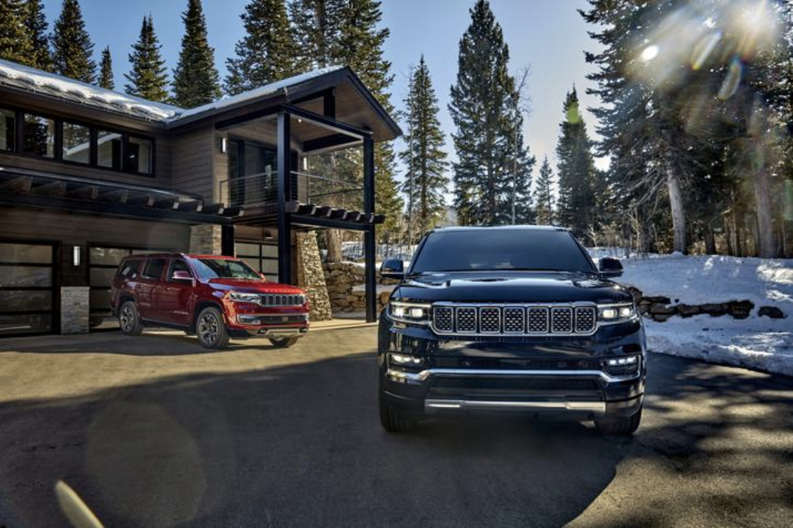 Jeep Wrangler 2022 / Foto: Stellantis
