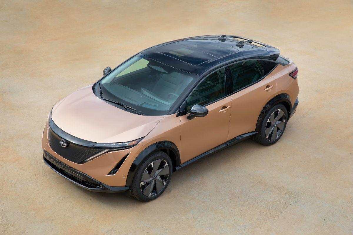 Nissan preparaba el debut de uno de sus vehículos más esperados en el Auto Show de NY este 2021.