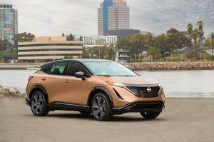 Cómo es la nueva Nissan Ariya crossover totalmente eléctrica