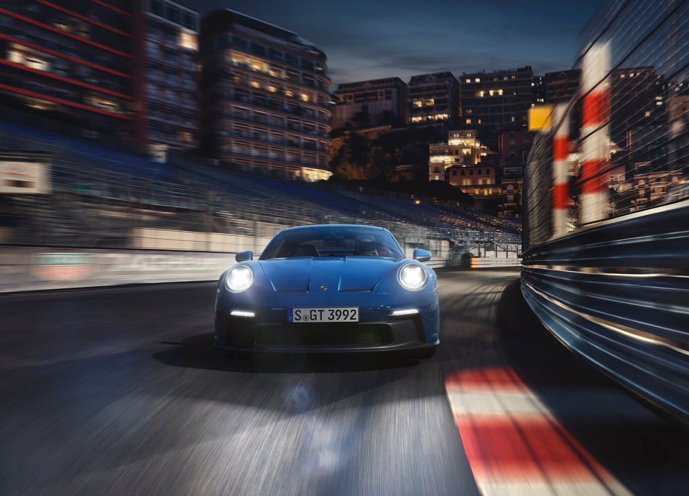 Porsche 911 GT3. / Foto: Cortesía Porsche.
