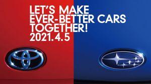 Este próximo 5 de abril se revelará el nuevo auto que Toyota y Subaru lanzarán en conjunto