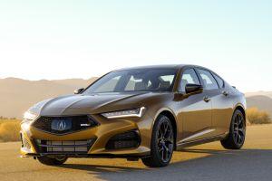 Acura anunció que la TLX Type S 2021 estará a la venta a fines de mayo de 2021