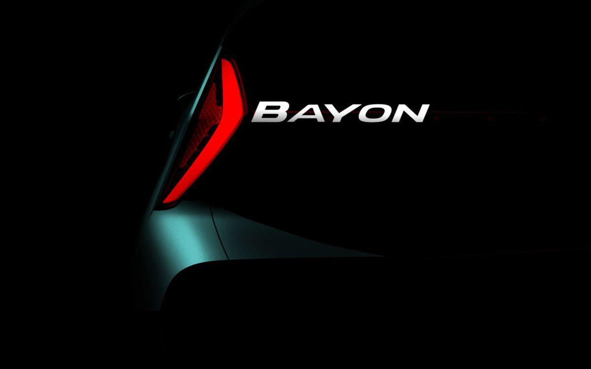 El Hyundai Bayon celebra su estreno mundial este 2 de marzo y aquí te decimos cómo ver la transmisión en vivo