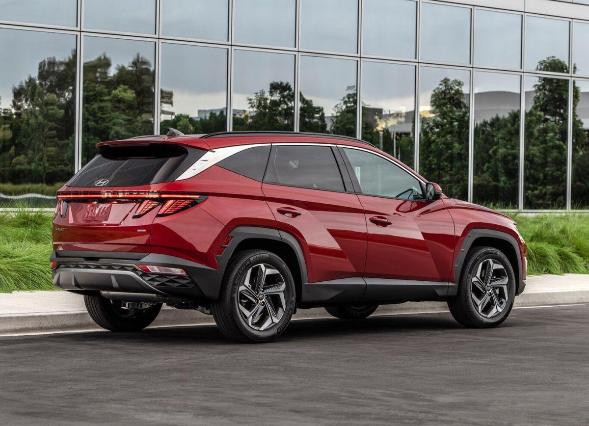 Hyundai Tucson 2022. / Photo: courtesy of Hyundai.