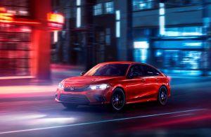 Conoce el totalmente nuevo Honda Civic de 11a generación presentado ayer