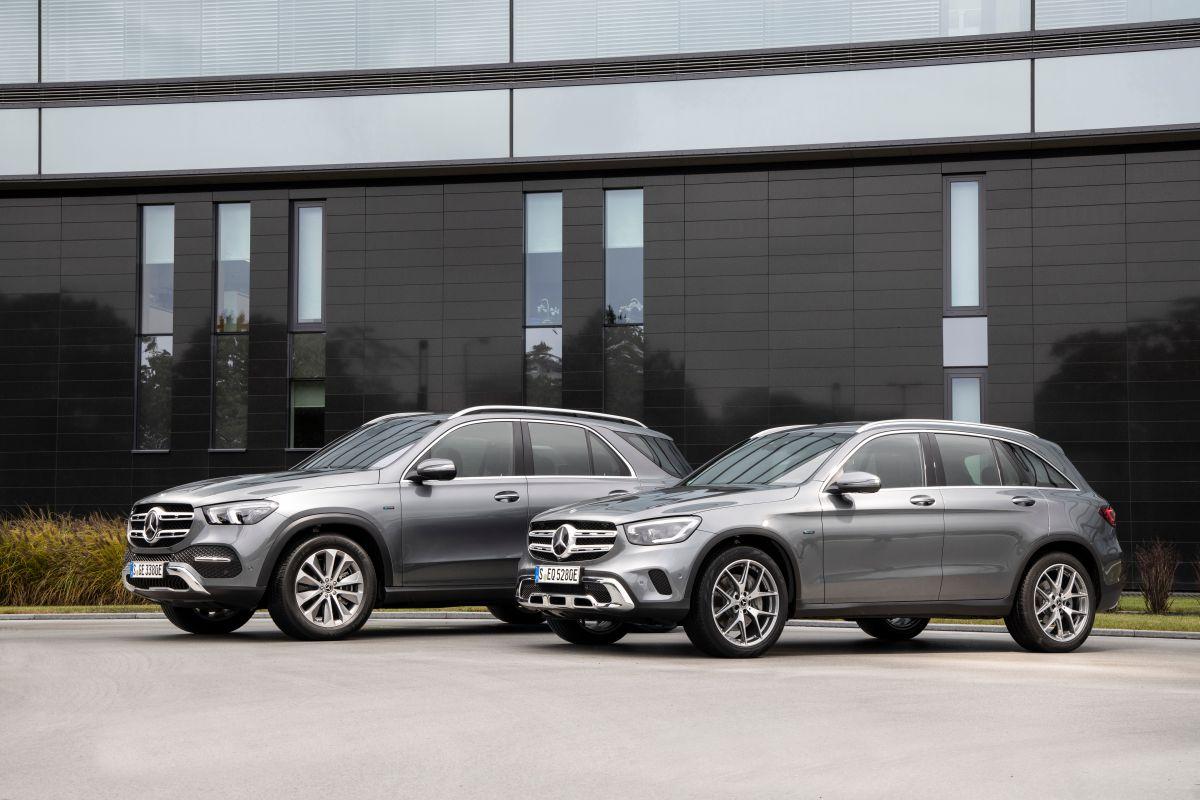 La Mercedes-Benz GLC es la única SUV recomendada por Consumer Reports