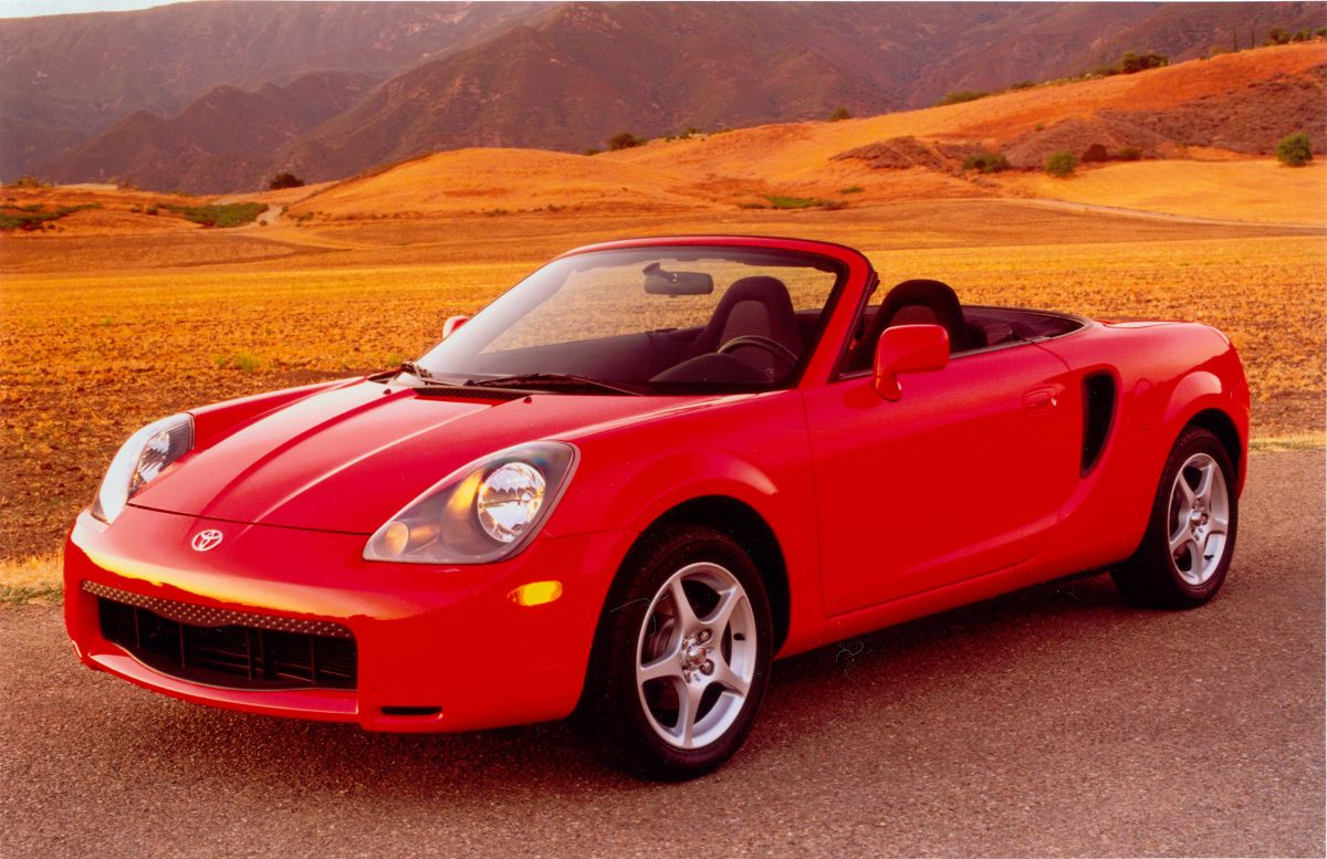 Toyota MR2 Spyder 2000