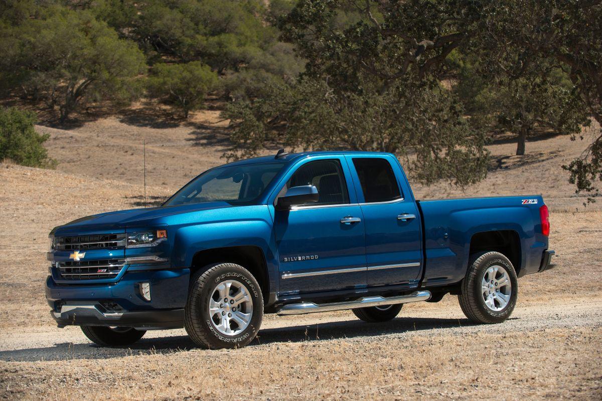 Chevrolet Silverado 2018 HD