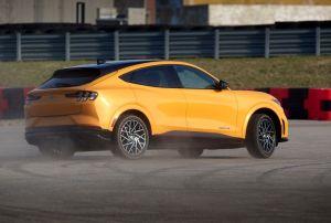 Ya puedes ordenar el Ford Mustang Mach-E GT y GT Performance Edition 2021