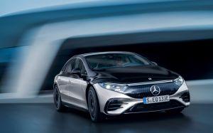 Por qué el 2022 Mercedes-Benz EQS puede cambiar la industria de los autos eléctricos y desafiar la dominancia de Tesla