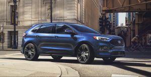 El Ford Edge es el SUV mediano mas cómodo y uno de los mejores para comprar este 2021