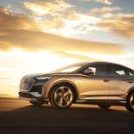Cómo será el Audi Q4 e-tron 2022 que tendrá un increíble precio base de $45,000