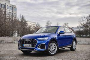Audi lanza nuevas versiones de colores atrevidos para el Q5 45 2021, y no son nada baratos