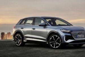 Audi presentará su nuevo e-tron en el Autoshow de Shanghai