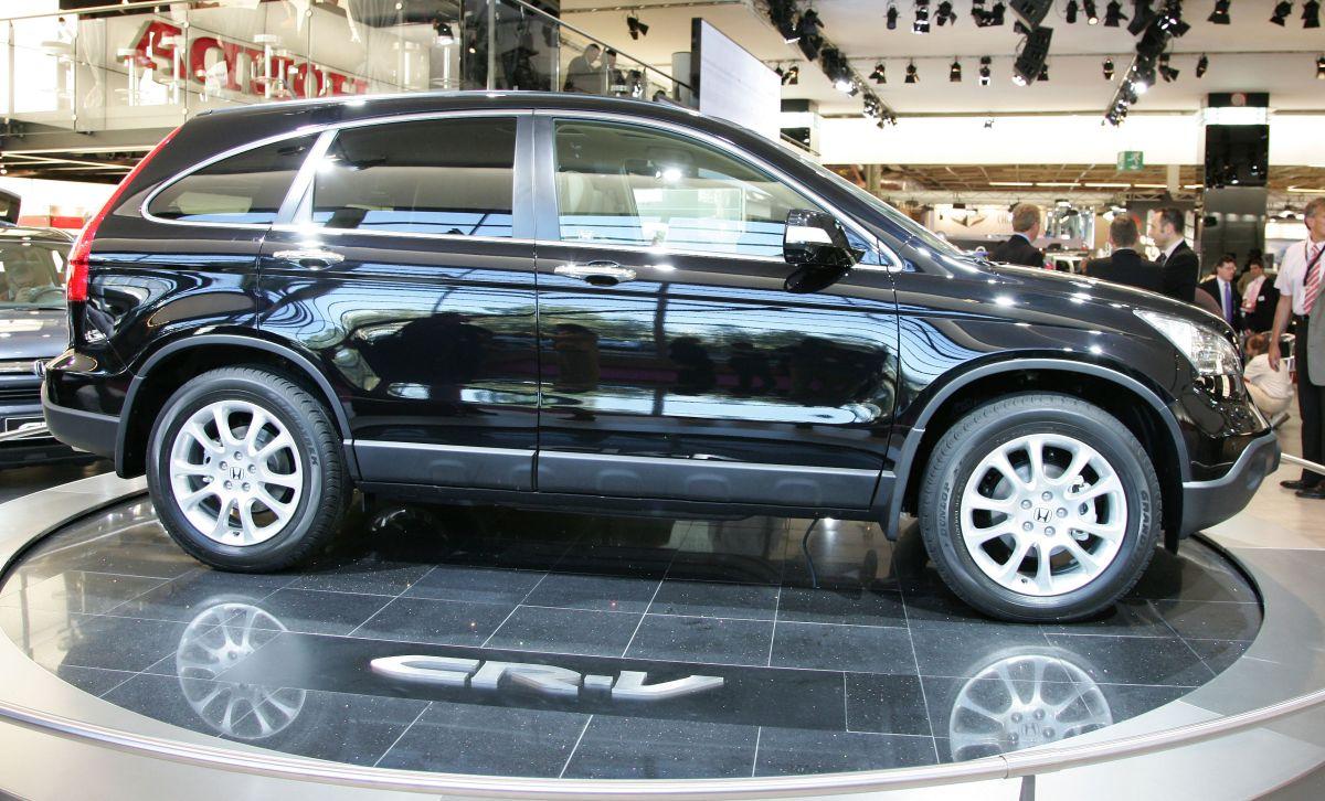 Honda CR-V 2006 usado