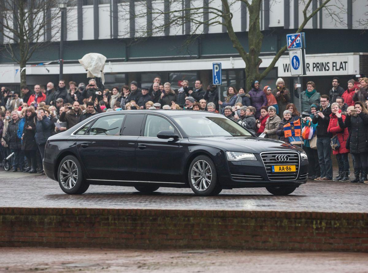 Audi A8 2015 usado