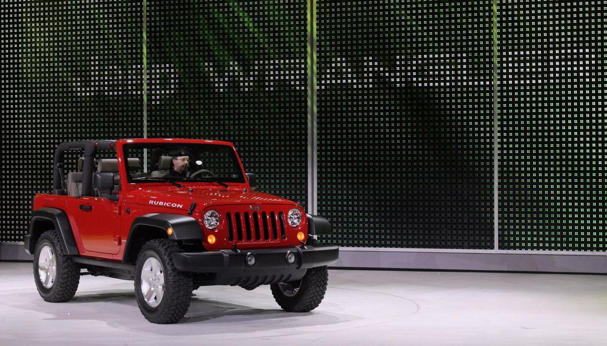 The 2006 Jeep Wrangler