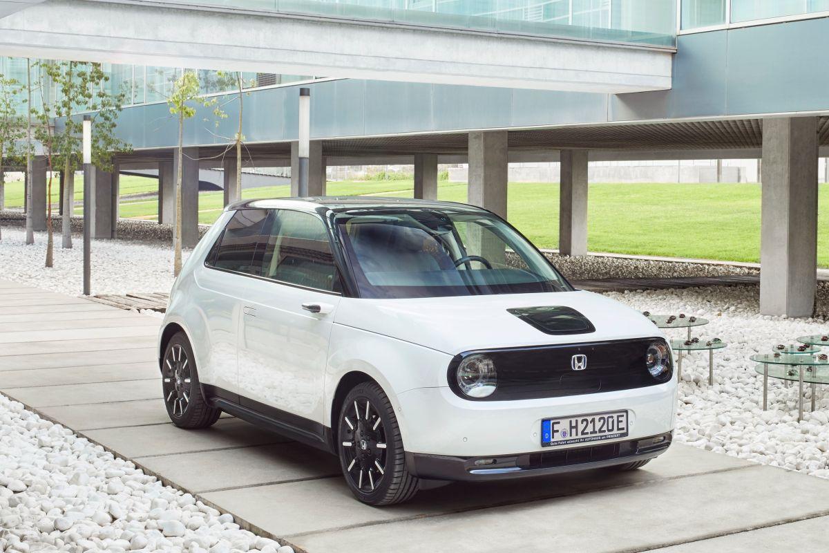 Honda e, Auto Urbano del Año según los World Car Awards 2021