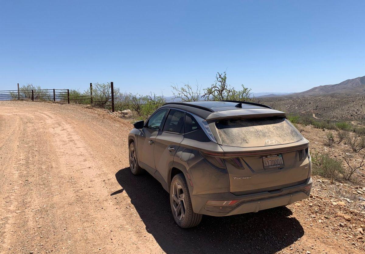 El 2022 Hyundai Tucson es un versátil SUV pequeño a un precio muy competitivo.