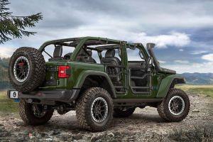 El nuevo Jeep Xtreme Recon lleva las habilidades 4x4 a otro nivel