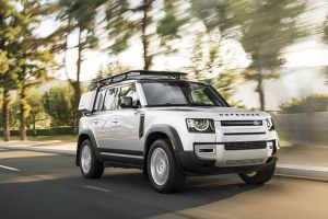 Land Rover Defender gana el premio 'World Car Design of the year 2021'