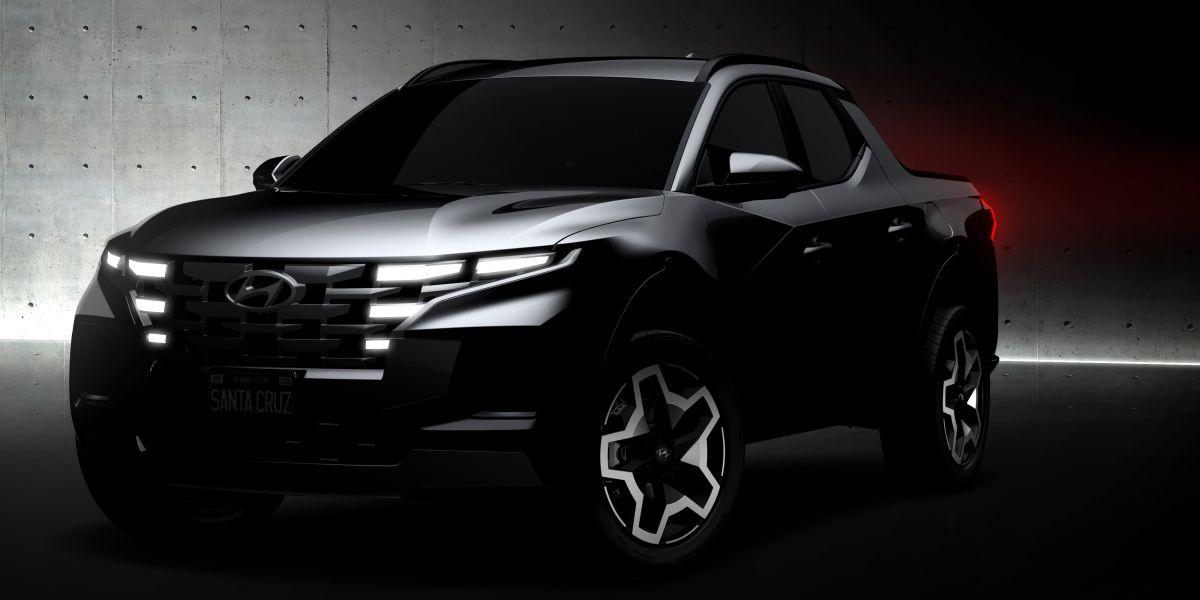 La primera pickup de Hyundai es en realidad una SUV