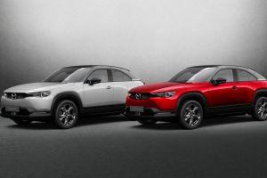 Se sabe ya cuánto saldrá el Mazda MX-30, el primer vehículo totalmente eléctrico de la compañía