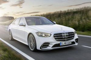 El Mercedes-Benz S-Class se corona como el auto de lujo ganador en los World Car Awards 2021