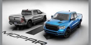 Cómo es la nueva Ram 1500 Edición Especial Mopar ´21 que saldrá en Estados Unidos