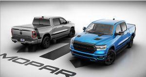 Así es la nueva Ram 1500 edición especial de Mopar 2021