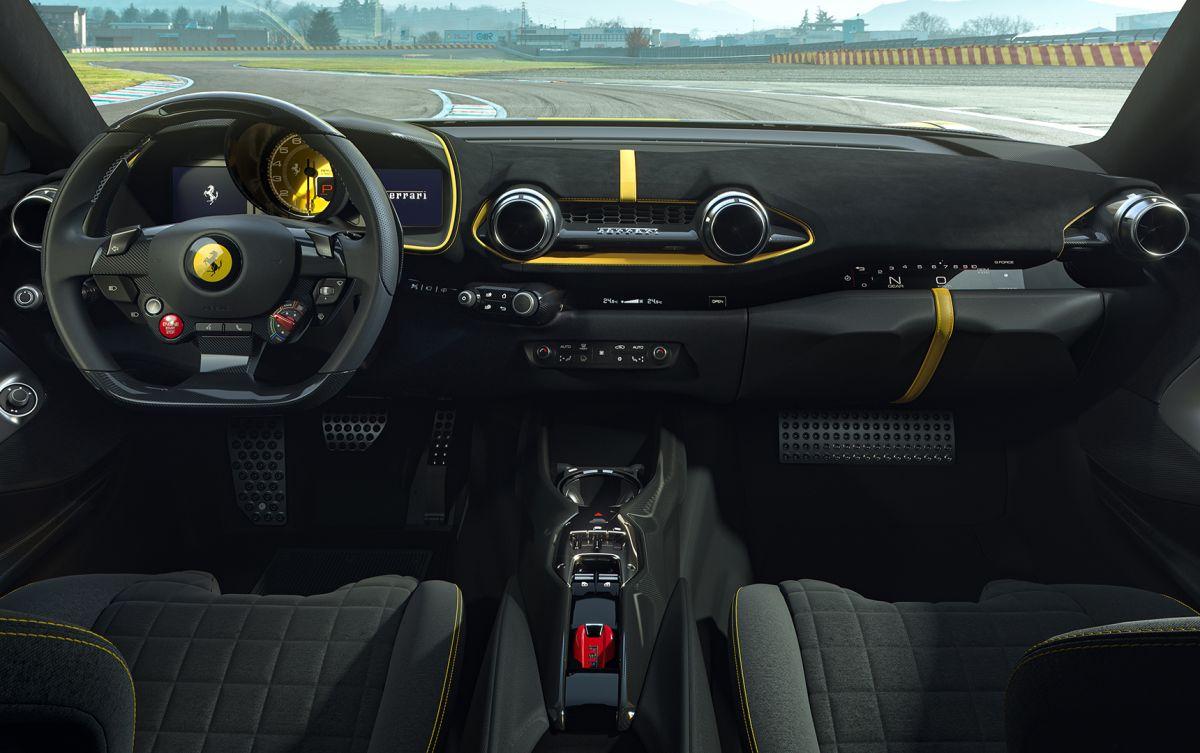 Ferrari anuncia el lanzamiento de un auto superdeportivo edición especial basado en el 812 Superfast