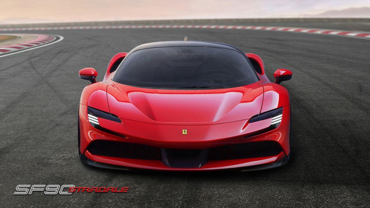 Ferrari anuncia que su primer auto eléctrico llegará en 2025